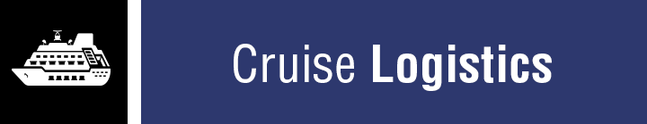 cruise logistics UK